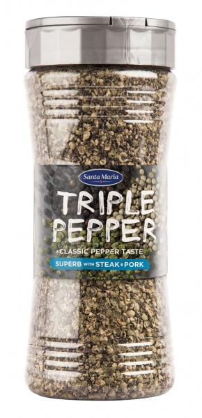 Triple Pepper