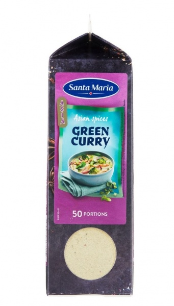 Green Curry Spice Mix 500g