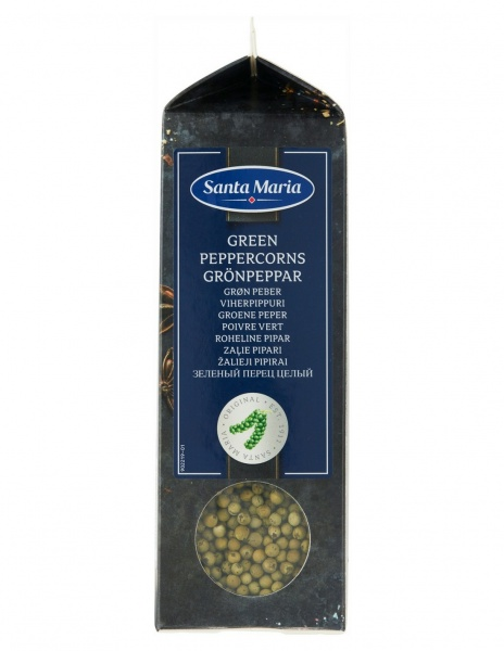 Green Peppercorns 165g