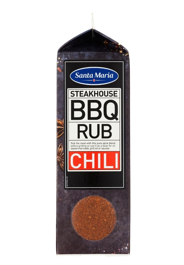 Rub & Dry Marinade Chilli 500g