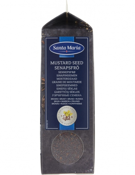 Mustard Seeds Brown 610g